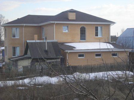 Проекты домов на две семьи от профессионалов - Проект
