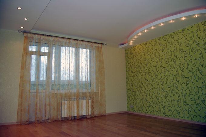 Сделать ремонт в комнате недорого своими руками